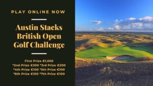 BRITISH OPEN PLAY NOW